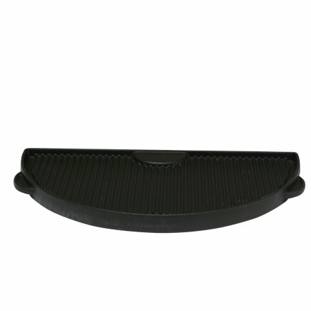 Cast Iron Half Moon Griddle